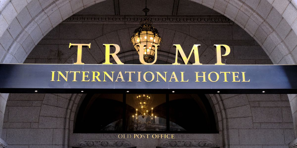 US appeals court sides with Trump in lawsuit involving hotel