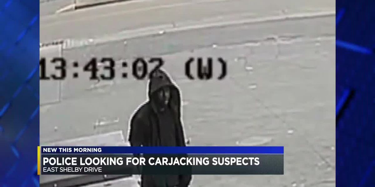 Security cameras catch gas station carjacking
