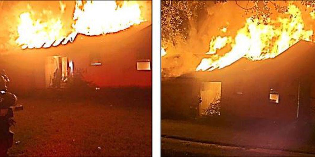 MFD investigate house fire as arson