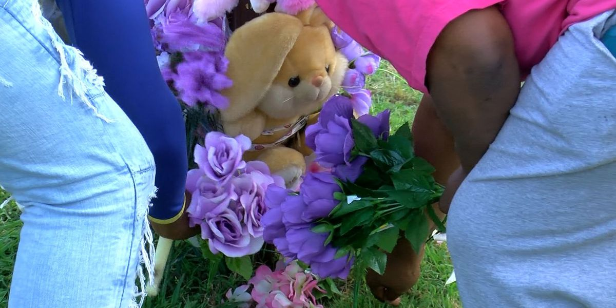 Vigil held for 55-year-old great-grandmother killed in shooting; suspect in custody
