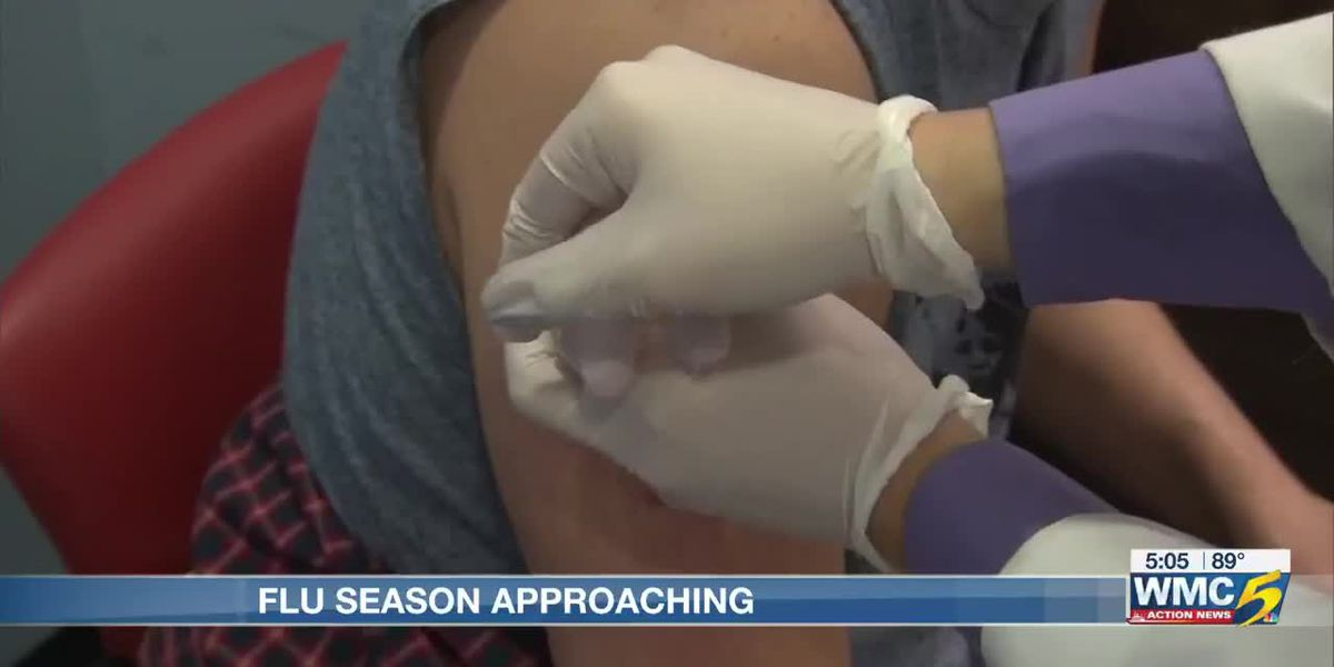 Flu shots available ahead of flu season