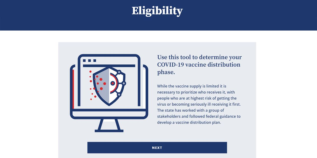 Track your vaccine eligibility in Tennessee with this online tool