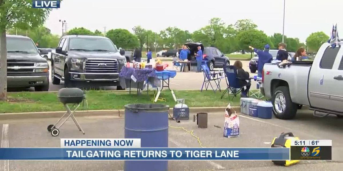 Football, tailgating and vaccinations at Friday Night Stripes