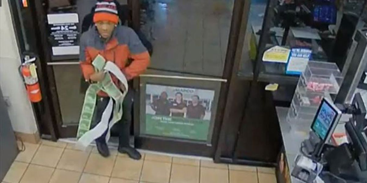 MPD: Man wanted for lottery ticket theft at Mapco