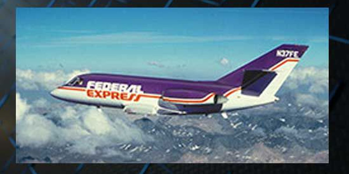 FedEx celebrates 44 years of delivering packages