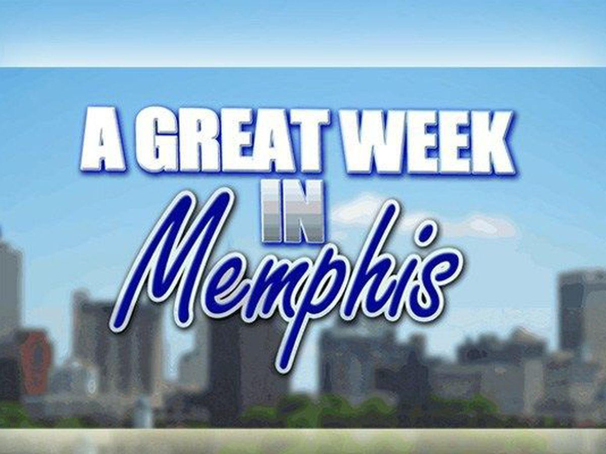 5 Great Things: Hollywood stars shine in Memphis; a man and his best friend reunite