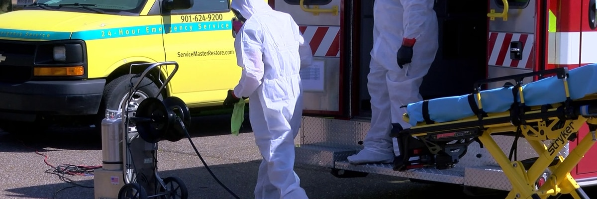 Shelby County increases ambulance cleaning amid coronavirus outbreak