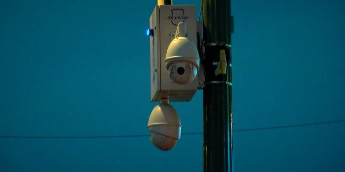 SkyCop cameras will monitor all schools in 1 Mid-South city
