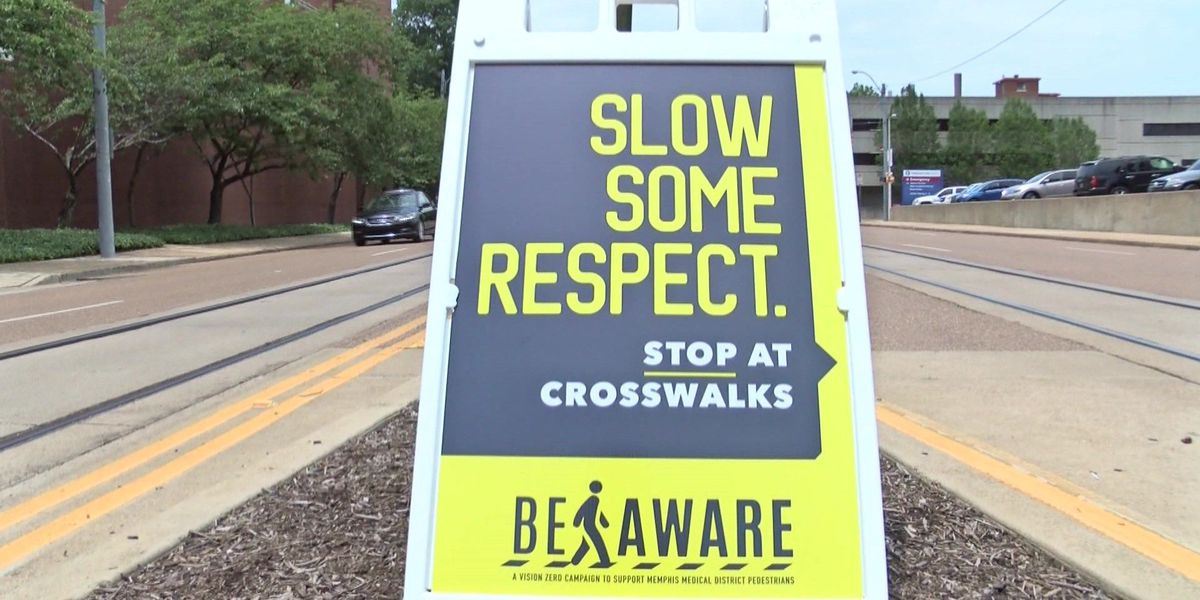 Amid rising pedestrian injuries, Medical District looks to improve walking safety
