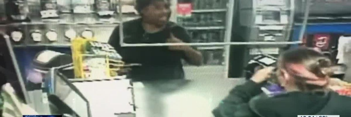 Police looking for woman who spit on store clerk after being confronted for not wearing a mask