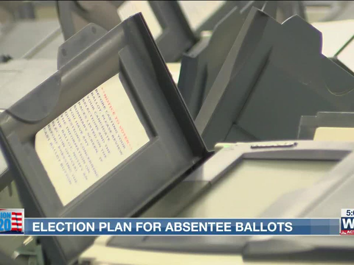 Shelby County voters will not use new voting machines in 2020 presidential election