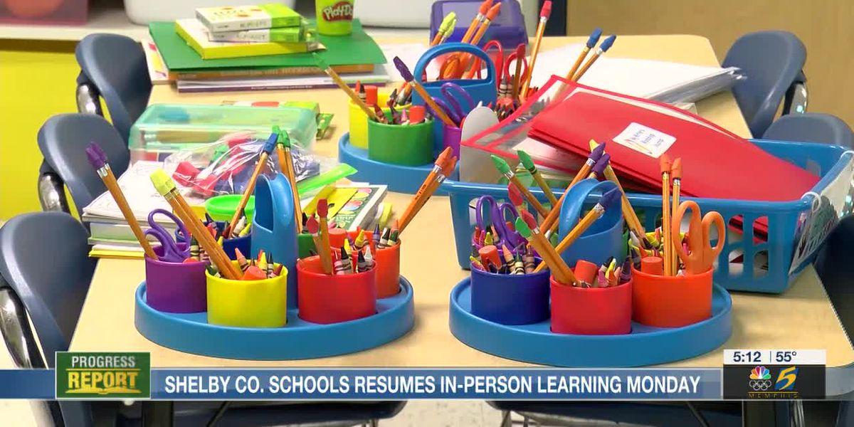 SCS gears up to open schools Monday