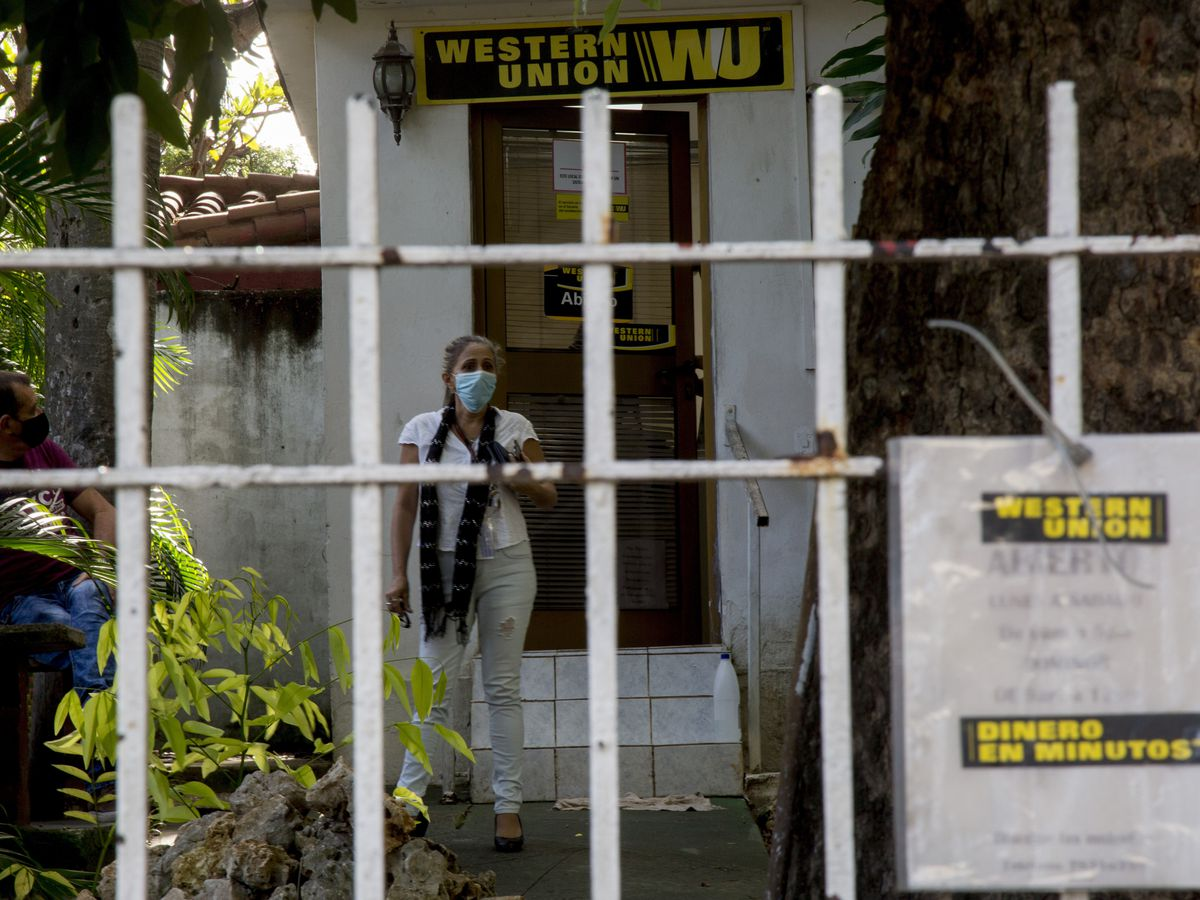 Western Union money transfers between US and Cuba end
