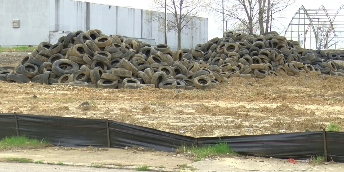 Agreement reached in tire dumping lawsuit