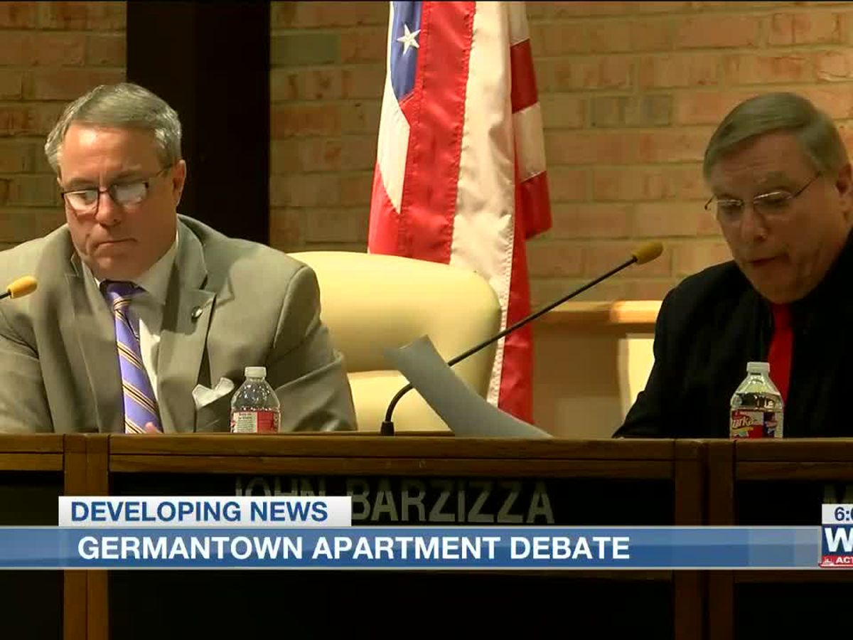 Germantown officials approve apartments in mixed-use developments