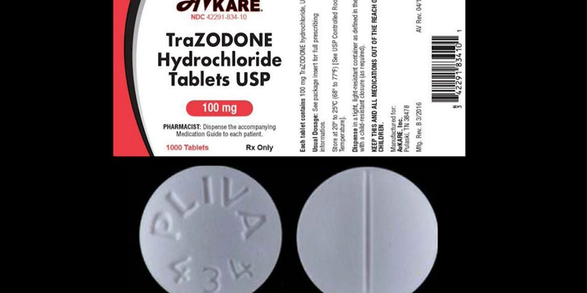 Recall: Erectile dysfunction and depression pills bottled together by accident
