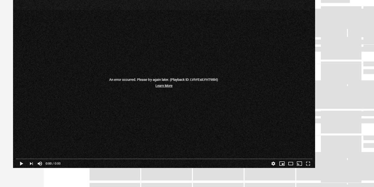 YouTube returns to normal after worldwide outage
