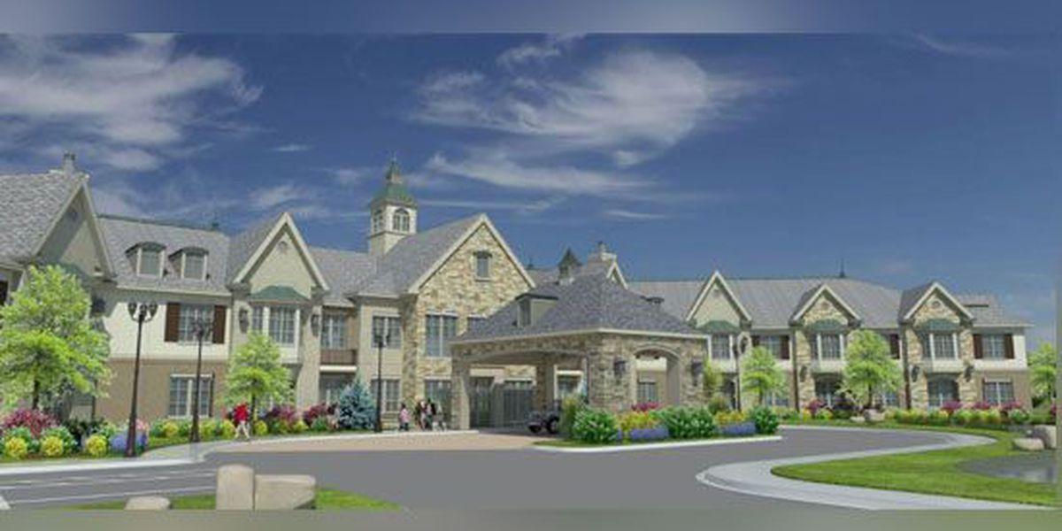 Construction begins on $26M Collierville nursing home