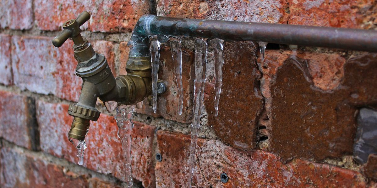 Breakdown: Why pipes can burst when it's cold