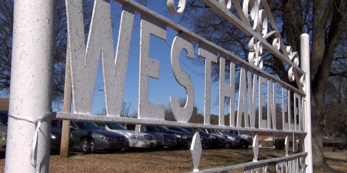 Demolition of Westhaven Elementary School begins Wednesday morning