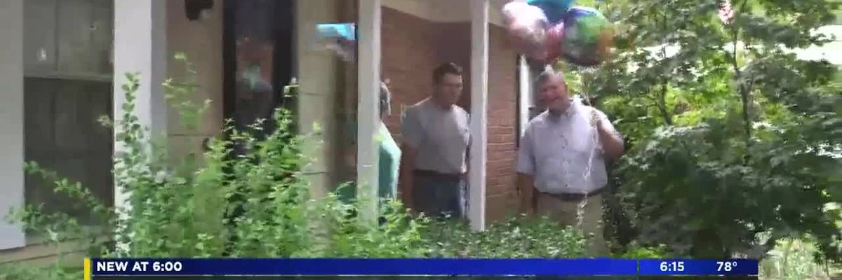 Conway Cares: North Mississippi family receives new A/C system