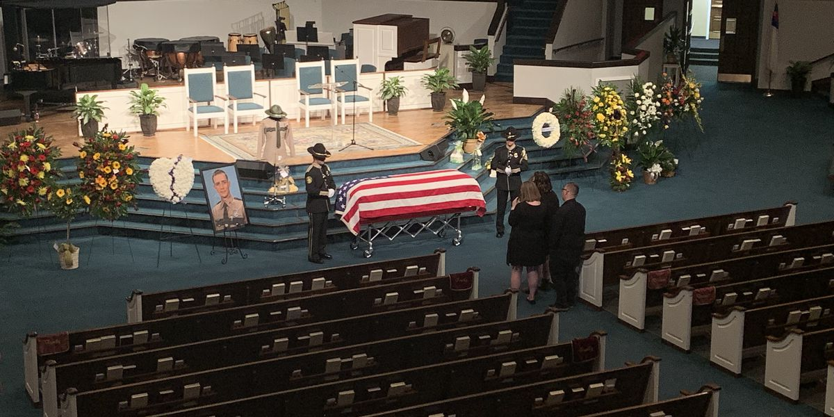 Tennessee State Trooper Matthew Gatti laid to rest Monday