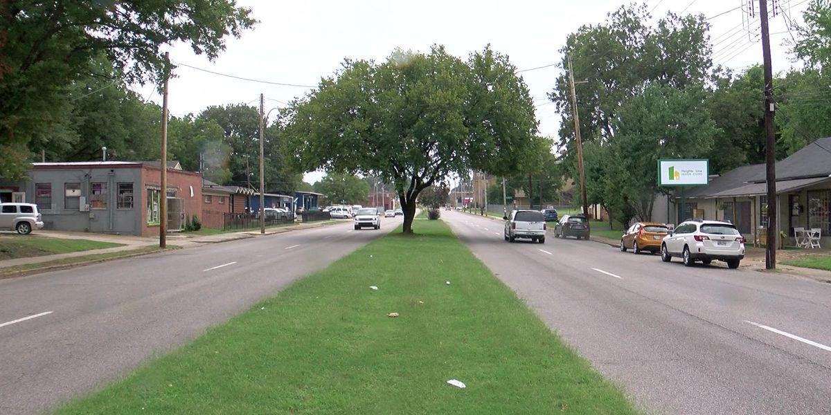 Busy neighborhood street could undergo pedestrian-safety redesign