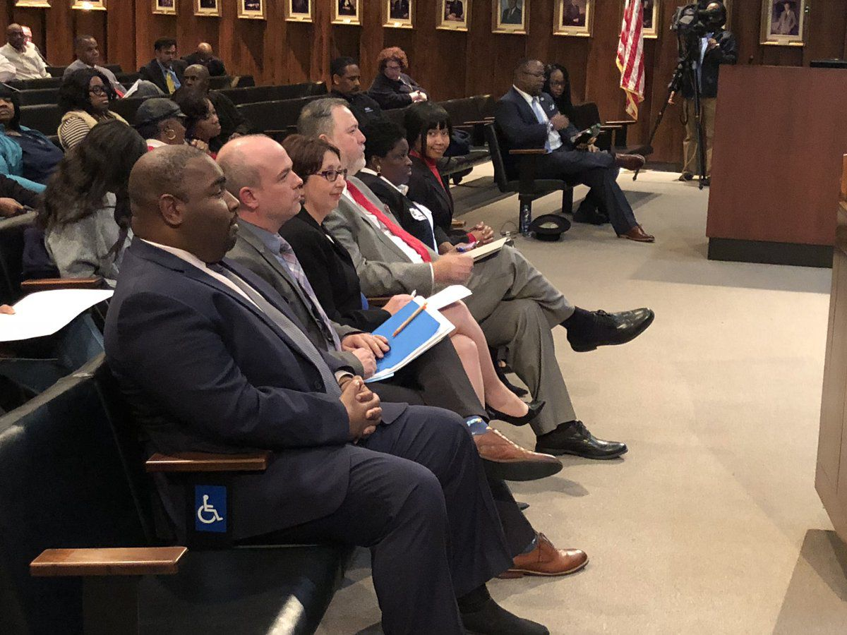 Memphis City Council to fill District 1 vacancy at Tuesday's meeting