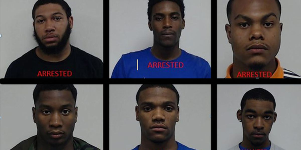 5 arrested in connection to Southaven shooting; another suspect still on run