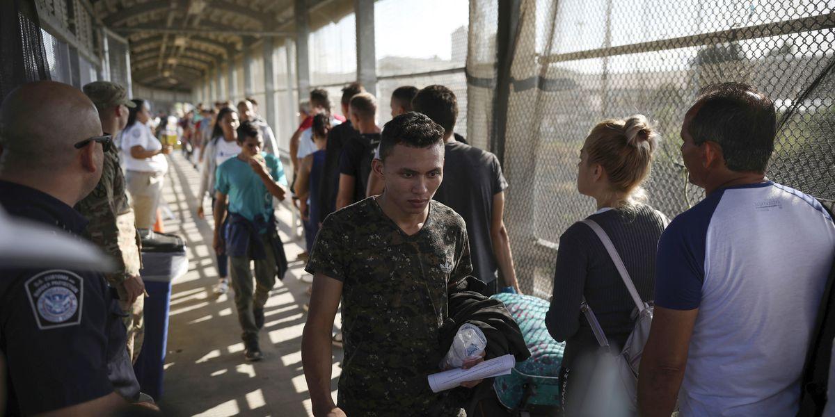 DHS: Pandemic measures cut illegal border crossings by half