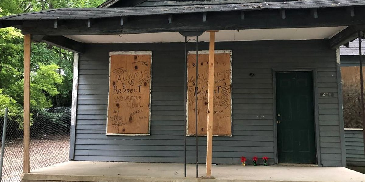 GoFundMe set up to restore Aretha Franklin's Memphis home