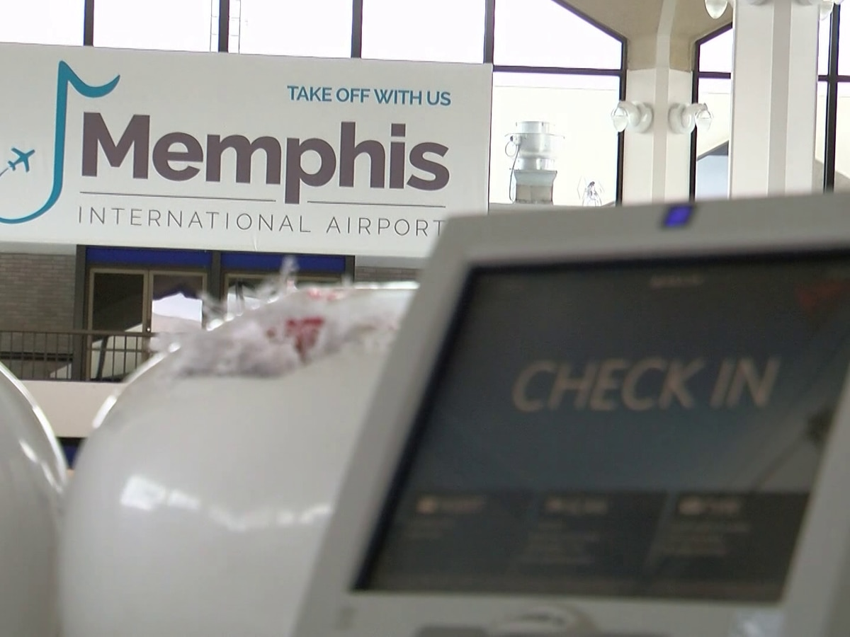 Memphis International Airport expecting busy travel day during pandemic