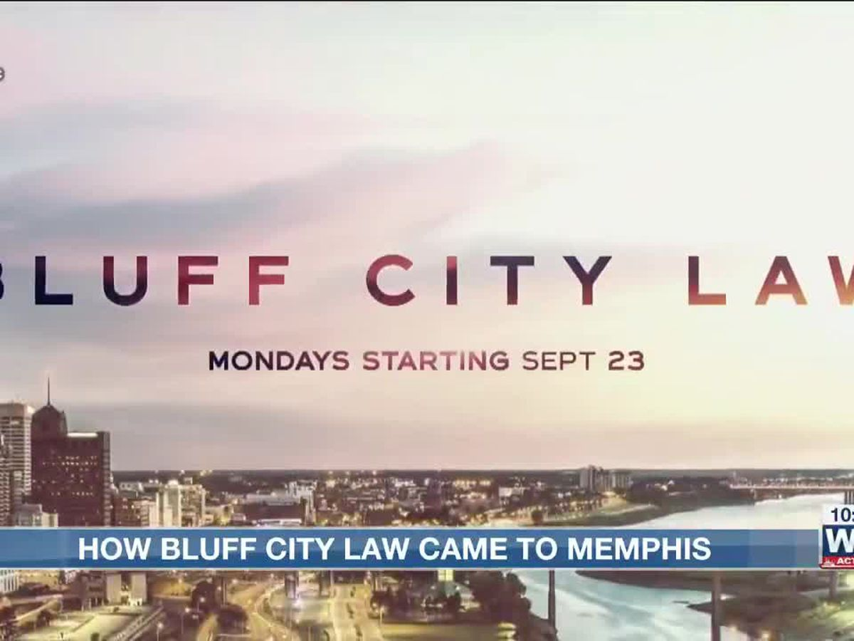 Money behind the magic: How Memphis became the backdrop for 'Bluff City Law'
