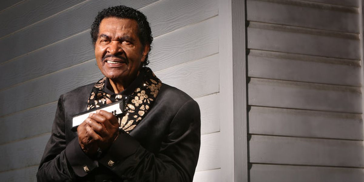 Blues singer Bobby Rush in quarantine after inconclusive COVID-19 test