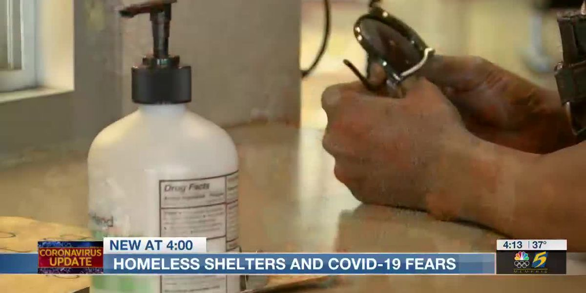 Homeless fear shelters because of COVID-19