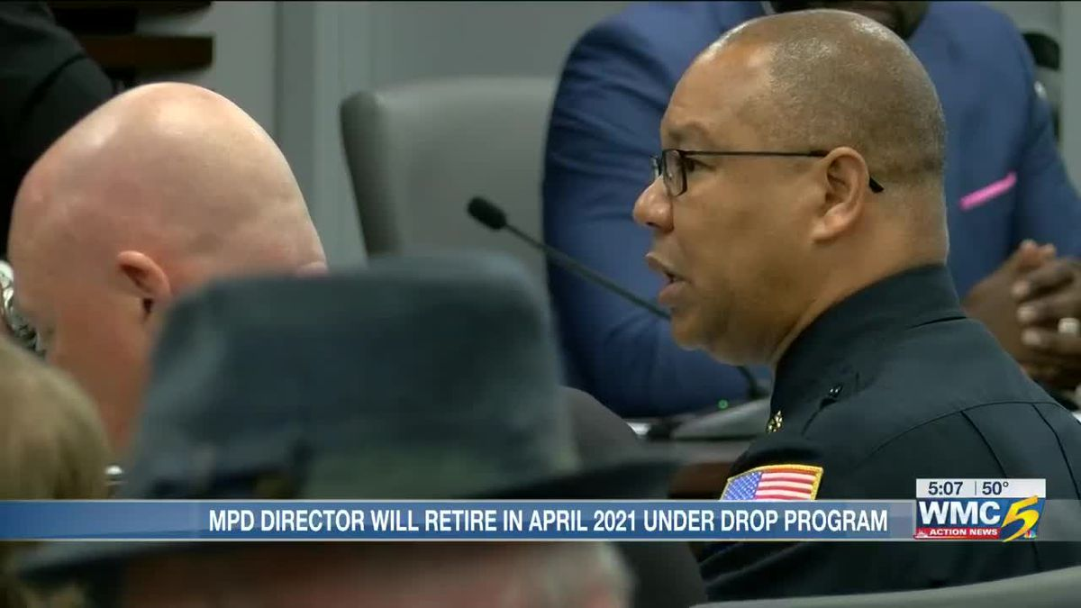 MPD director says he will retire in 2021