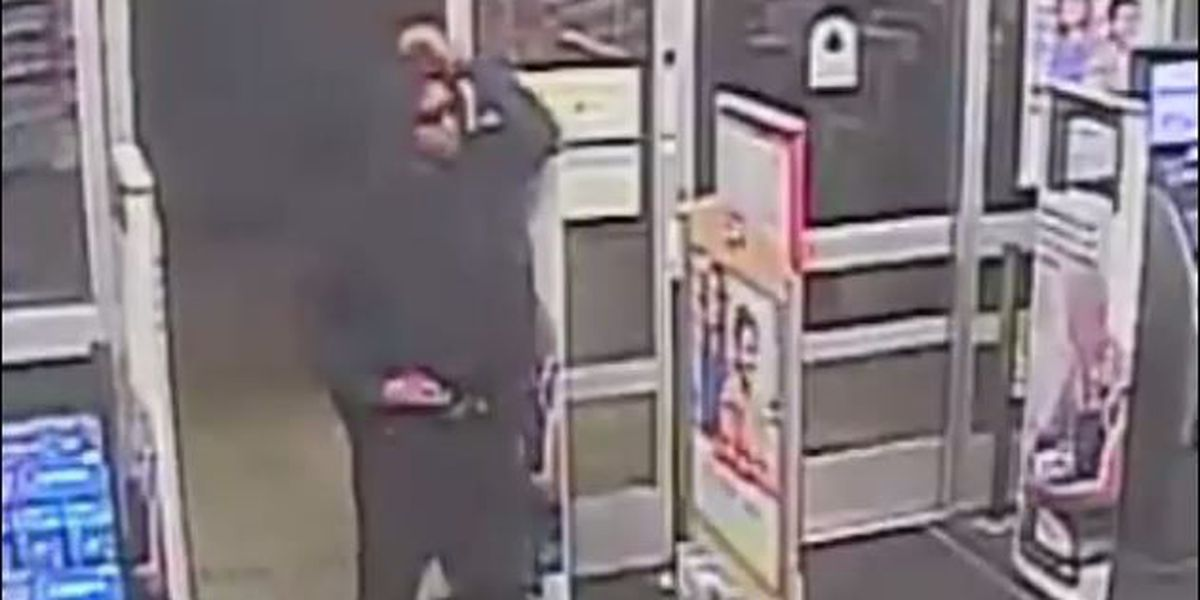 Man with 'pigeon-toed walk' wanted for robbing Walgreens