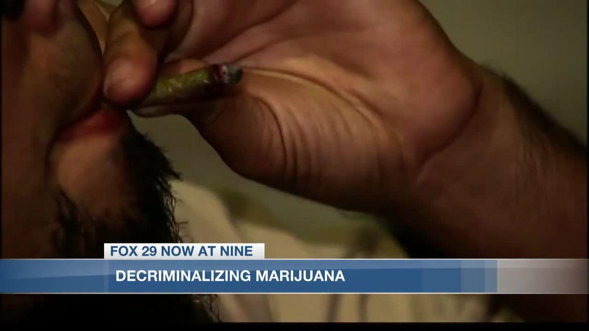Louisiana House passes marijuana decriminalization bill