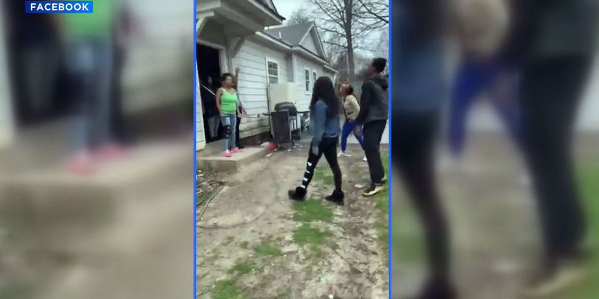Memphis home vandalized in fight between teens over alleged cyber bullying