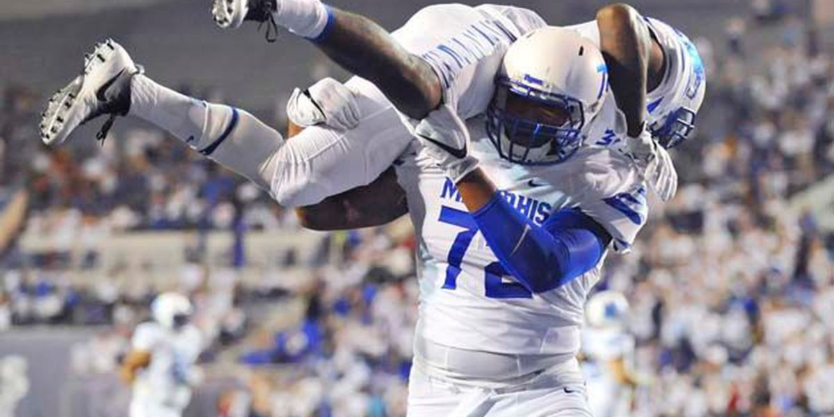 Memphis football picked to win the AAC West