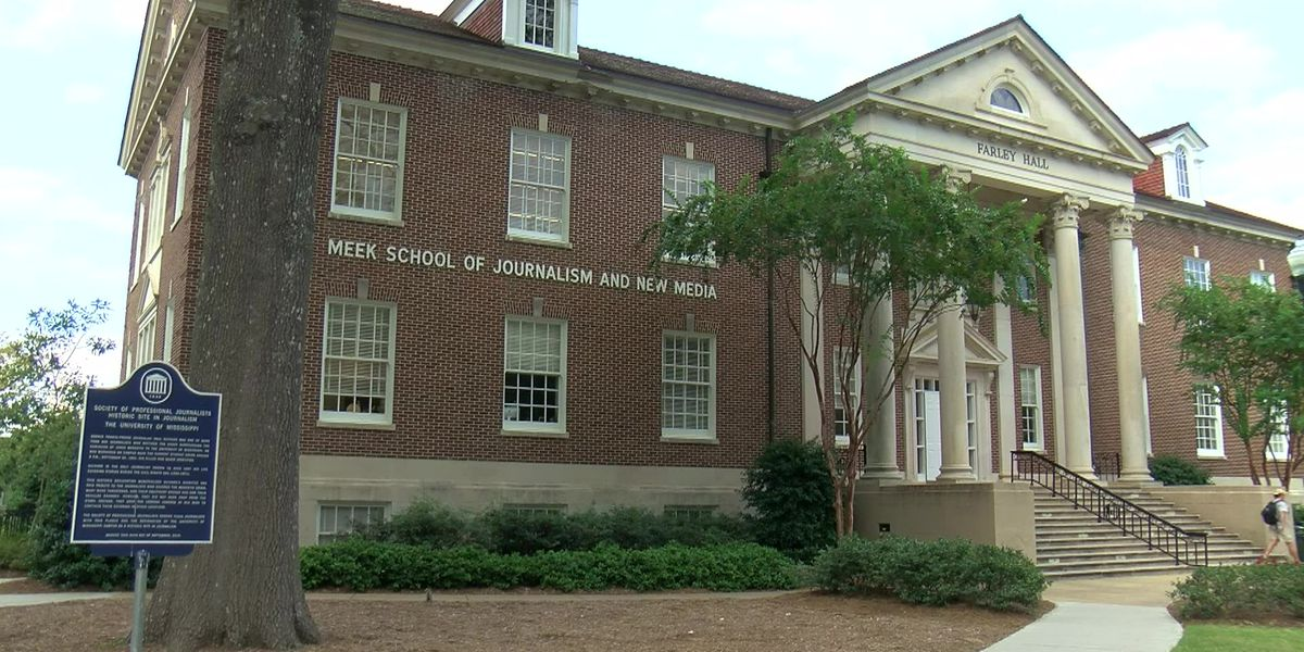 Ole Miss drops name from journalism building