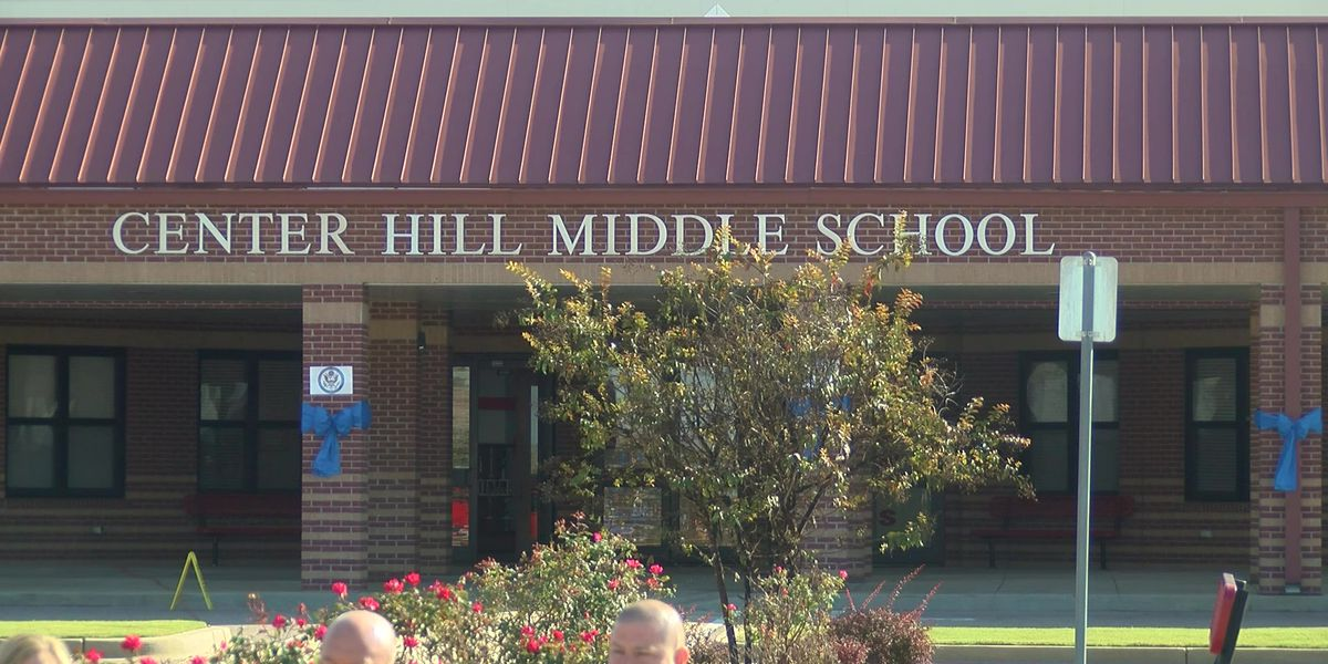 Olive Branch middle school receives nationwide recognition