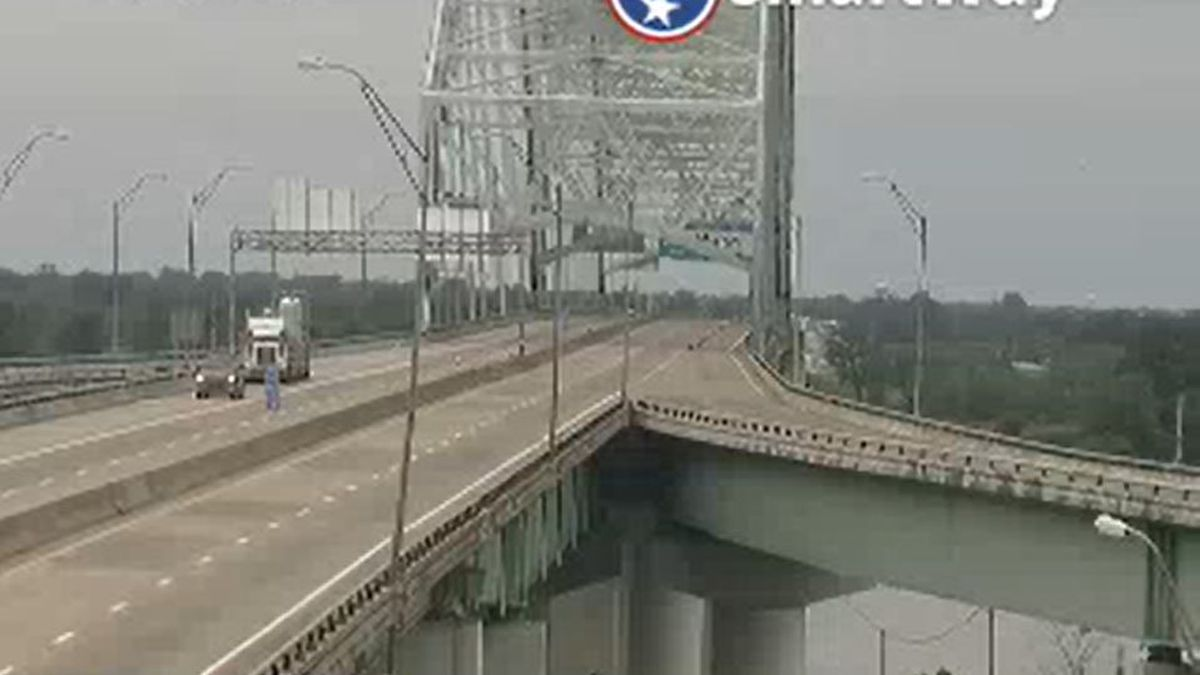 Impact of the Hernando DeSoto Bridge closure