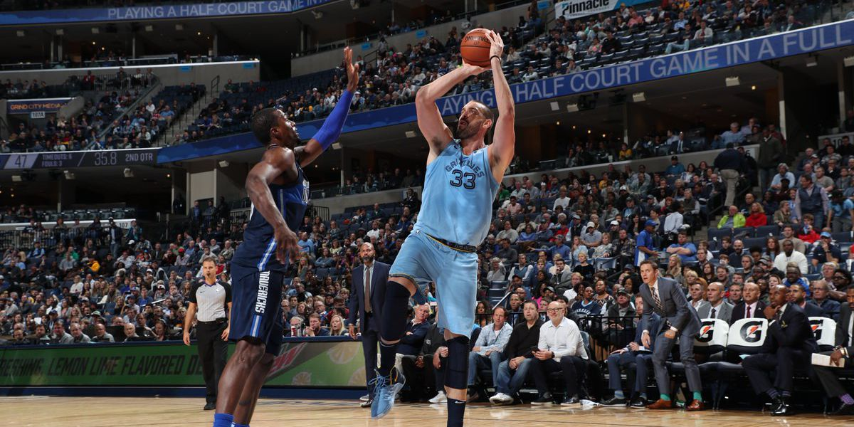 Grizzlies defeat Mavericks by 10 points Monday night