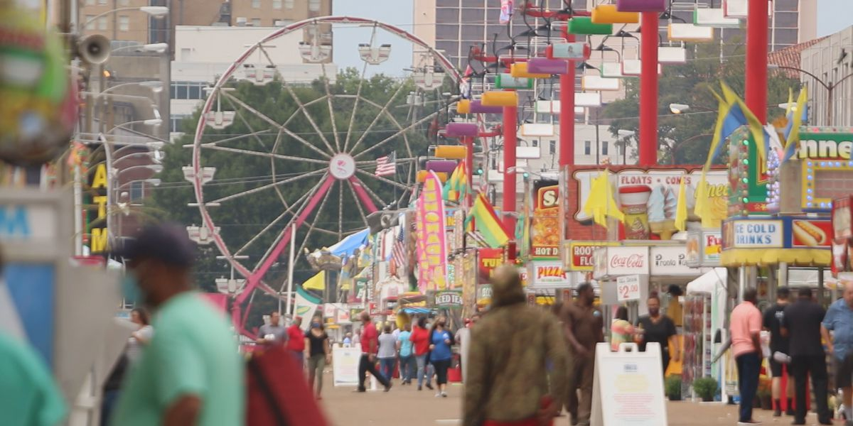 Miss. State Fair extended for another weekend