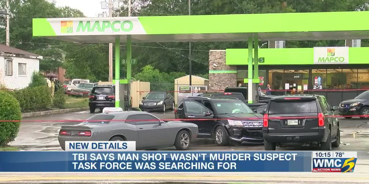 TBI confirms man shot by US Marshals was not the suspect they were after
