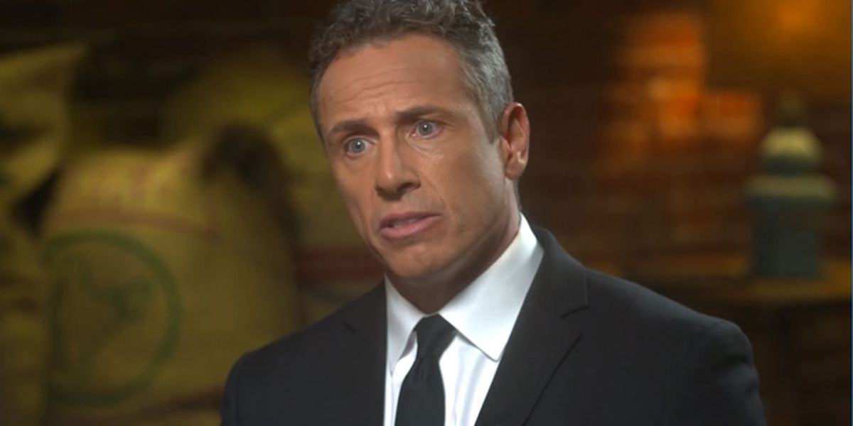Chris Cuomo tests positive for coronavirus
