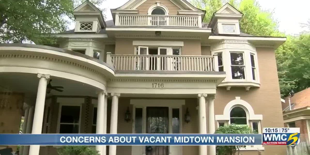 Neighbors fear historic Midtown home has unwanted guests