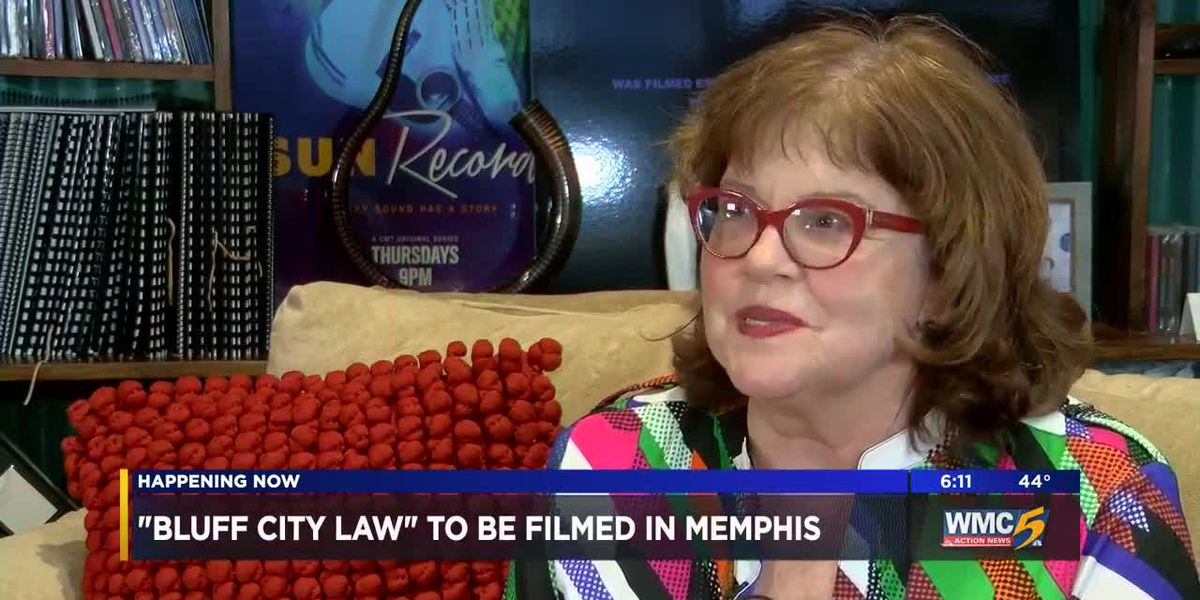 """Bluff City Law"" to be filmed in Memphis"