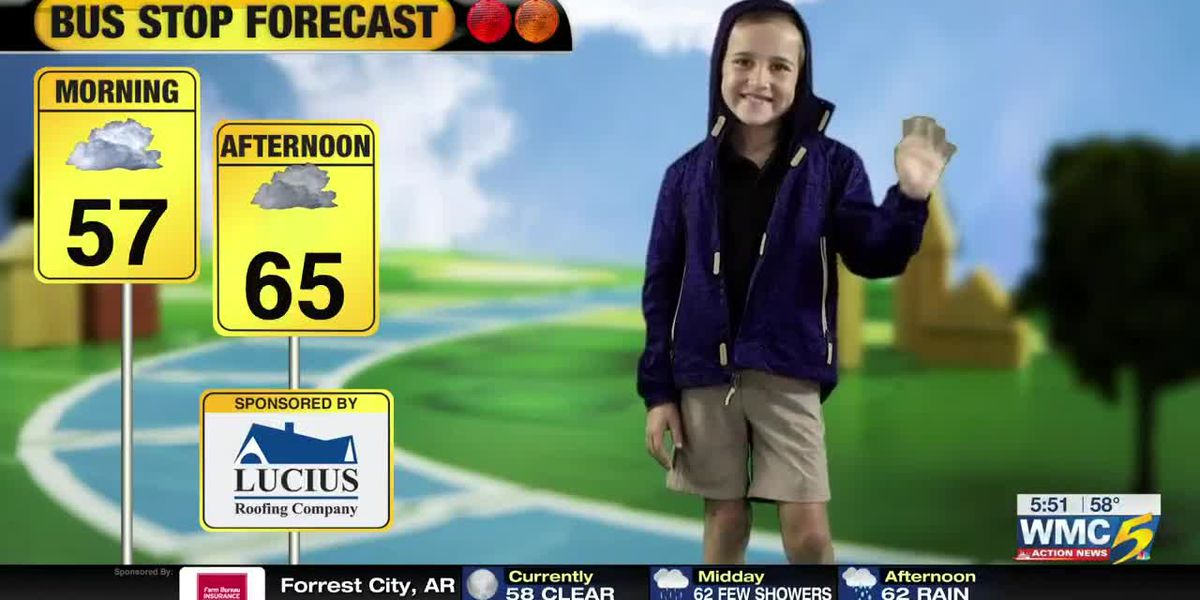 Mar. 9 - Bus Stop Forecast